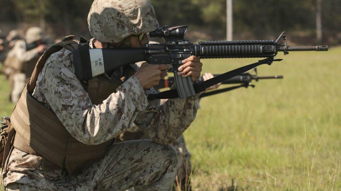 Broń palna polskiego żołnierza