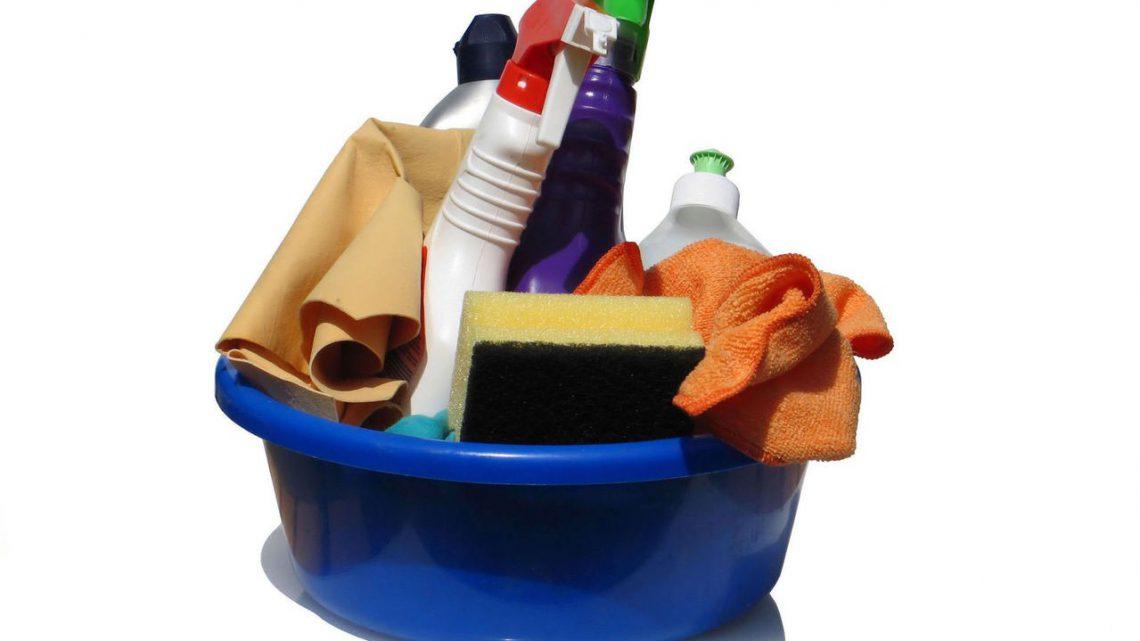 Firmy sprzątające mają sporo pracy