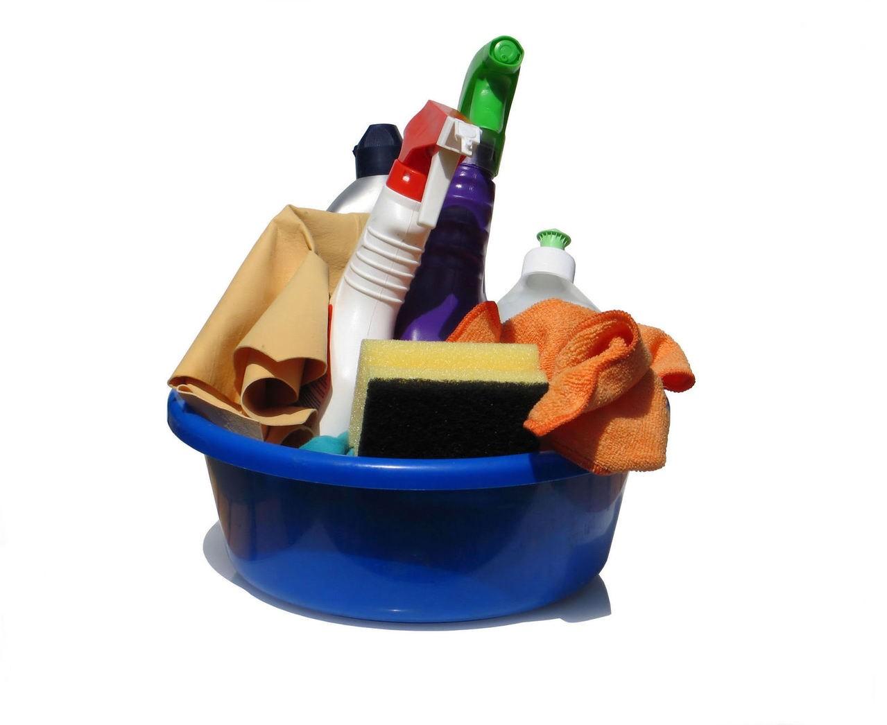 Do sprzątania trzeba wykorzystywać najlepsze produkty
