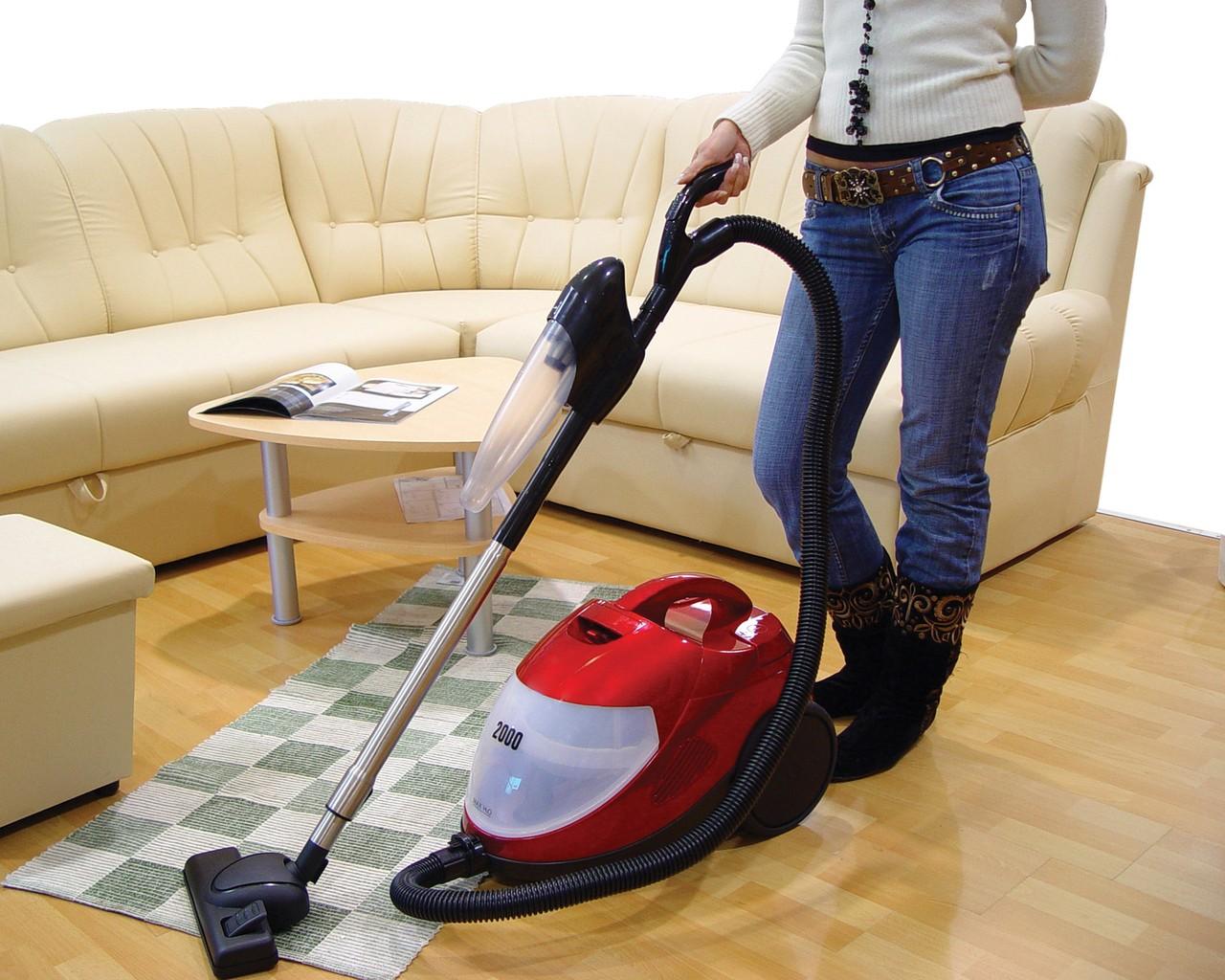 Przed świętami wiele osób szuka pomocy do sprzątania
